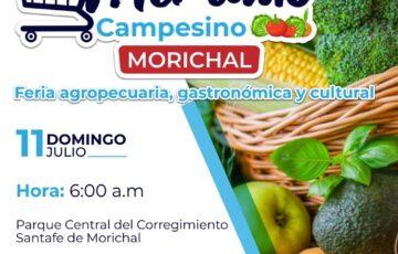 Alcaldía de Yopal realiza Mercado Campesino en el corregimiento de Morichal