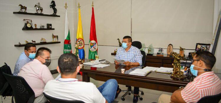 Avanza gestión del Alcalde de Arauca para traer recursos a la región. Busca proteger y arreglar El Malecón