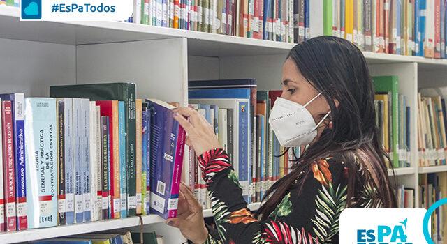 Biblioteca Pública Municipal de Armenia se prepara para su reapertura