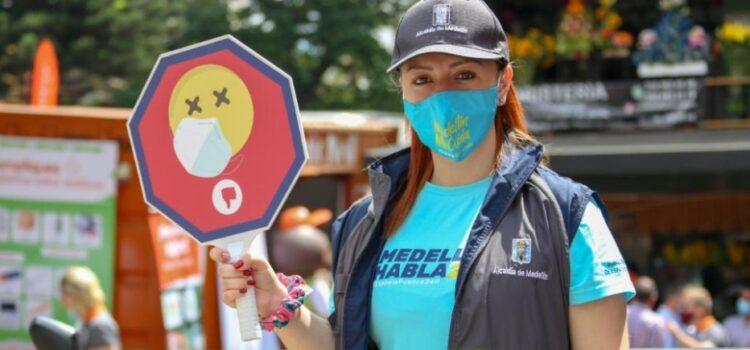 """Inicia """"Espacio Público 24 Horas"""", estrategia de atención para los usuarios en los territorios públicos de Medellín"""