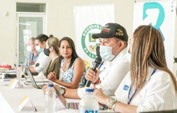 Inició en Riohacha la primera sesión del 2021 del Consejo Nacional de cultura