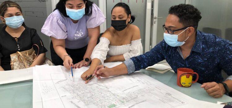 Sincelejo revisa estudios urbanísticos para avanzar en el proceso de legalización de predios