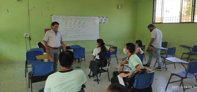 Más colegios se suman al regreso a clases en Sincelejo