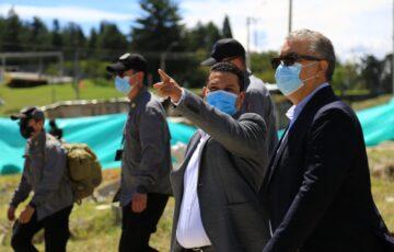Junto al Presidente de la República, en Rionegro se socializaron los proyectos de vivienda e infraestructura de la ciudad