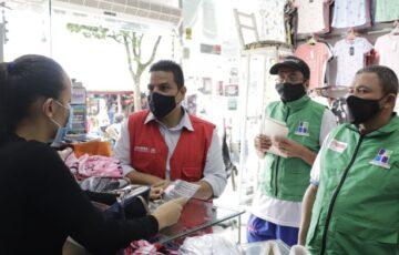 Comerciantes en Pereira se vinculan al programa de reciclaje de los habitantes de la granja