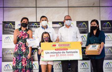 Alcaldía premió a 12 niños ganadores del concurso: 'Ibagué, te canto y te cuento'