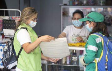 La empresa de aseo de Pereira y ATESA de occidente socializan sobre horarios y frecuencias de recolección