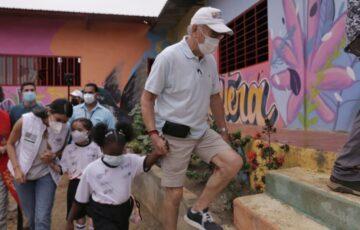 Alcaldía de Cúcuta promueve la educación en el asentamiento La Fortaleza