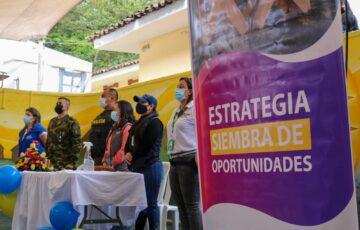 Alcaldía de Popayán lanzó estrategia para población víctima del conflicto