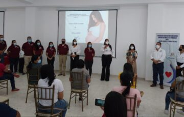 En Riohacha se desarrolla jornada de sensibilización y educación sobre la diabetes gestacional