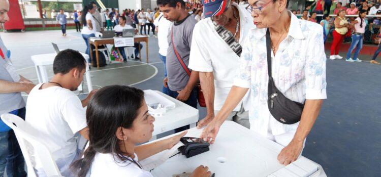 Sincelejo inicia proceso de bancarización para familias en acción