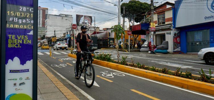Jornadas de sensibilización en Bucaramanga están presentes en la Séptima Semana de la Bicicleta
