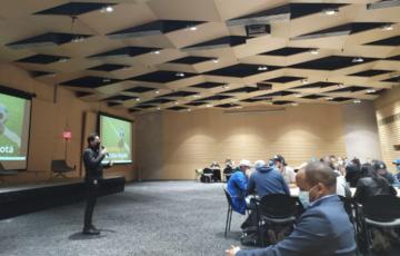 Asocapitales acompaña segundo taller con líderes de barras de fútbol