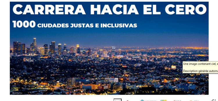 """Sesión informativa """"RACE TO ZERO – Oportunidades para la acción climática local"""""""