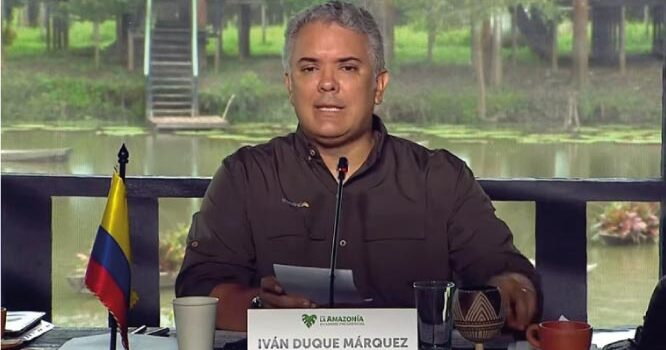 En III Cumbre Por la Amazonía -Pacto de Leticia, se crea Fondo de Bioeconomía para la Amazonía