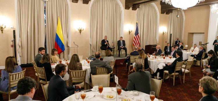 11 proyectos estratégicos anunció el Presidente Ivan Duque tras su visita a Estados Unidos