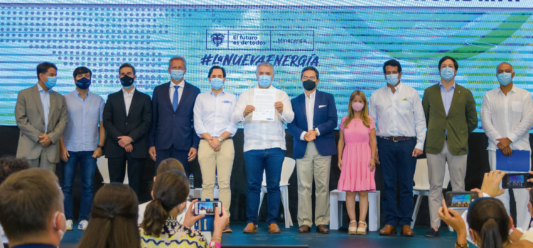 Lista la hoja de ruta para la generación y uso del hidrógeno en Colombia