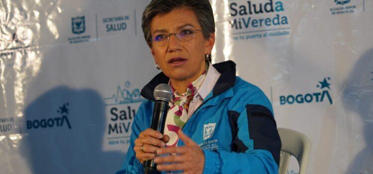 """Alcaldía de Bogotá lanza """"Salud A Mi Barrio"""", el nuevo modelo de salud territorial, basado en el cuidado y bienestar de cada localidad de la capital"""