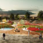 Presentan diseños del Parque Botánico de Montería, que contempla áreas recreativas