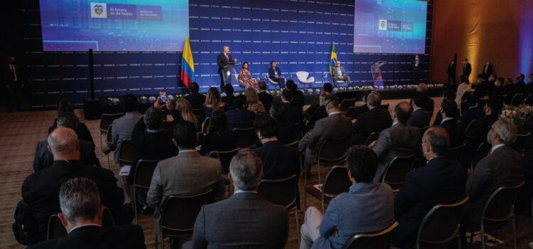 Durante visita del Presidente Iván Duque a Brasil se amplían relaciones comerciales y científicas bilaterales